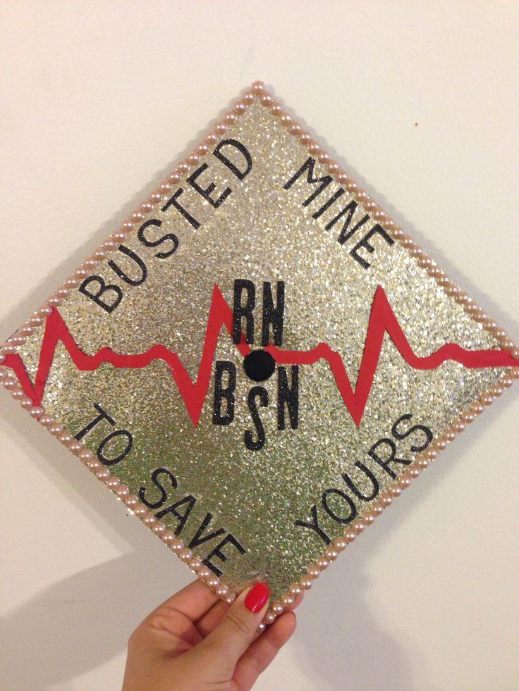 Graduation cap! RN BSN