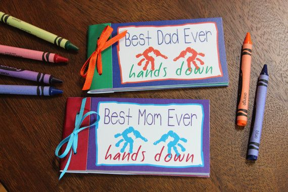 # 13 - Best Mom / Dad Ever. We have several different coupon books in our Etsy shop.  This one is perfect for Mom or Dad.