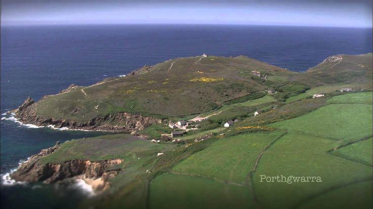 Cornish scenes from Poldark filming locations