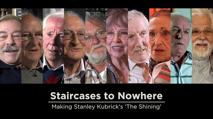 Staircases to Nowhere: Making Stanley Kubrick's 'The Shining'. Endorsed by The Kubrick Estate and Warner Brothers - the only modern document...