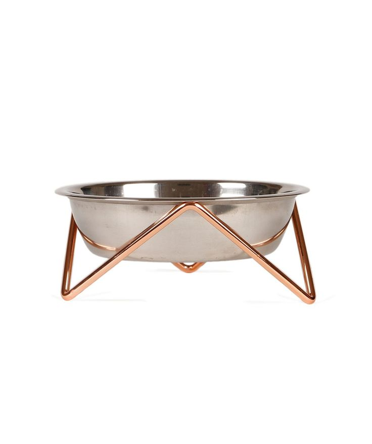 Your furry friends deserve nothing but the best - spoil them with a Bendo Meow Cat Bowl from the Luxe range. | huntingforgeorge.com