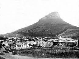 Tamboerskloof , Cape Town 1903