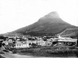 Tamboerskloof , Cape Town 1903