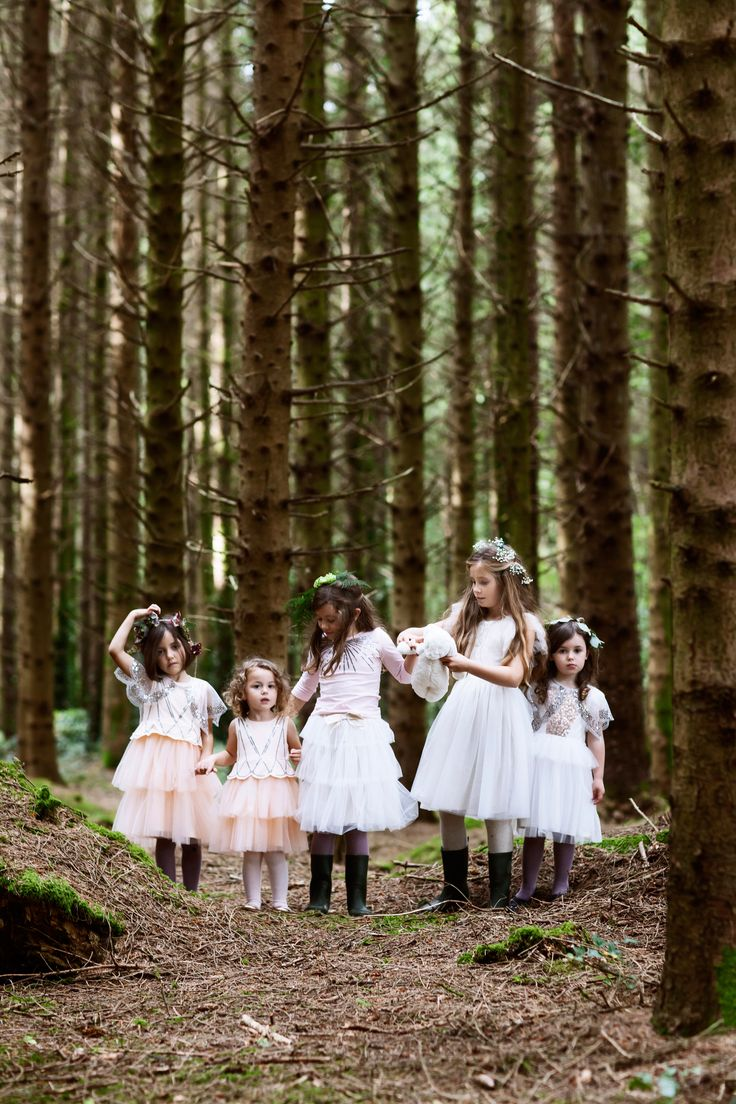 Willow's adorable partywear features tiered tutus, glitter embellished dresses and warm, coloured tights