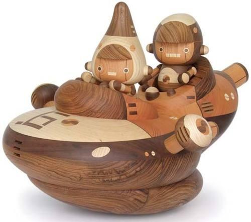 @takeji matsumoto matsumoto matsumoto Nakagawa wood toys are incredible!!