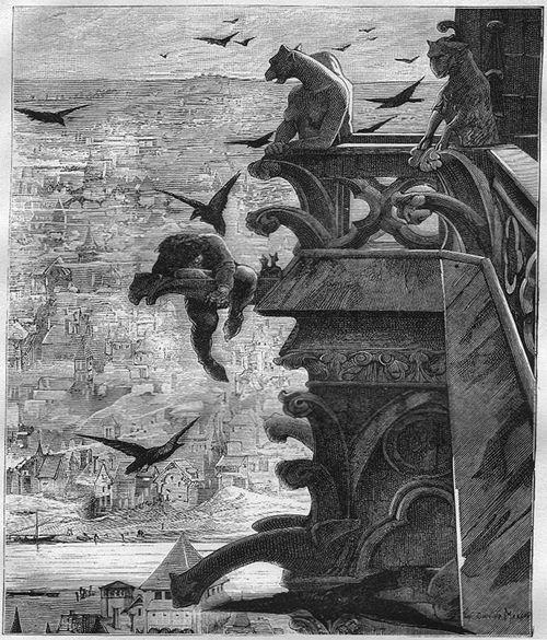 """""""Notre-Dame de #Paris"""" Victor Hugo #book"""