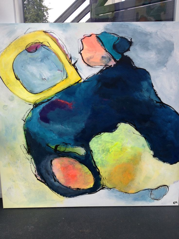 Charlotte Mathiasen - painting