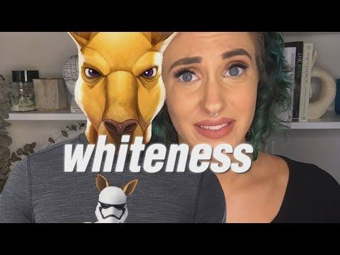(871) Green Haired Feminist Teaches Us How To Dismantle Whiteness - YouTube