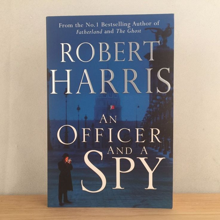 Brand New: An Officer and A Spy Robert Harris Paperback BestSeller Fiction 2013