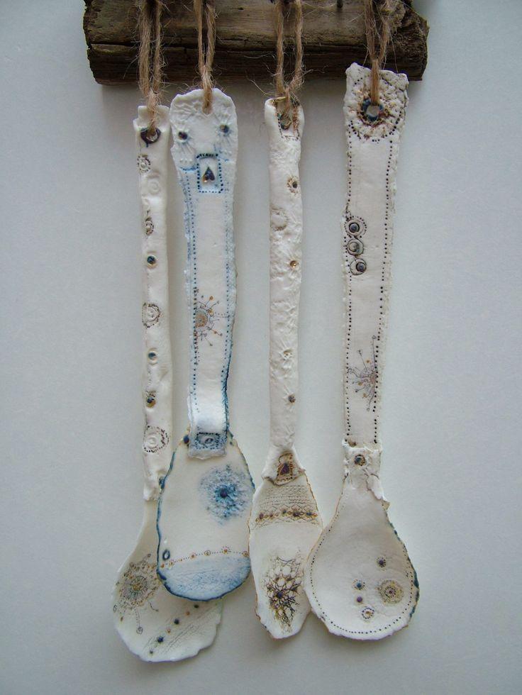 Spoons..