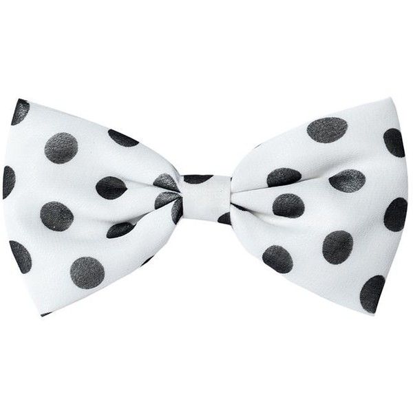 Cream Polka Dot Bow Hair Clip ($2.43) ❤ liked on Polyvore featuring accessories, hair accessories, bows, hair, fillers, cream, barrette hair clips, hair clip accessories, bow hair clips and bow hair accessories