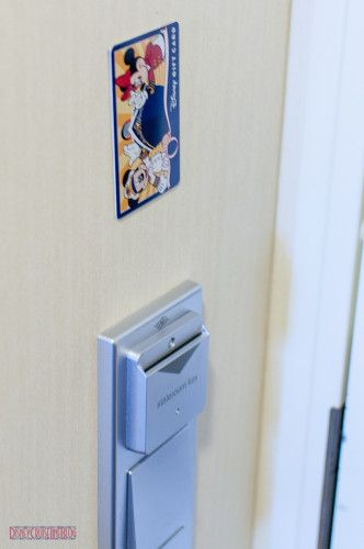Stateroom Key to the World (KTTW) Activated Light Switch Tip • The Disney Cruise Line Blog