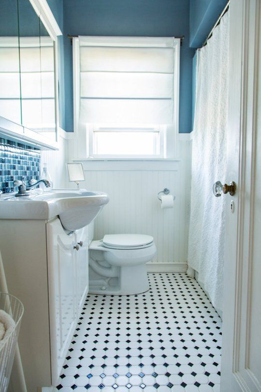 Alex & Carla's Timeless Traditional, Revamped | Bathrooms ...