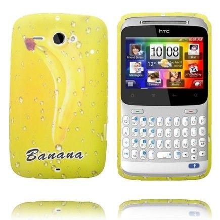 Fersk Fruit (Banan) HTC ChaCha Deksel