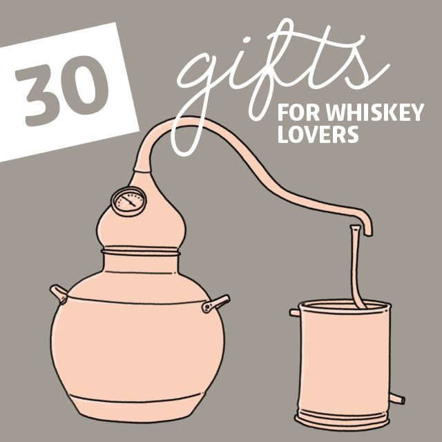 If you're not a big whisky buff - like me - you'll need a list like these gifts…