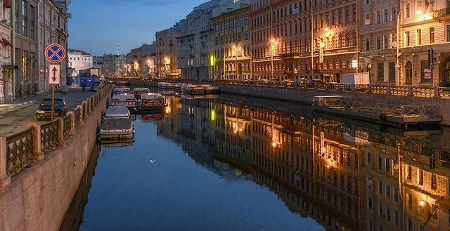 The Moyka river, Saint Petersburg | Flickr - Photo Sharing!