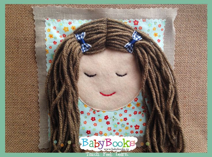 Hair braiding for toddlers.