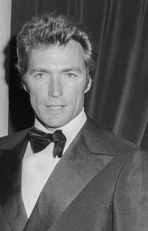 Clint Eastwood. The man!