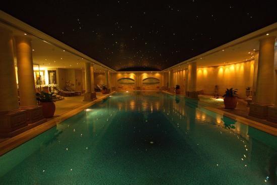 10 piscine coperte incredibili - The Langham, Sydney