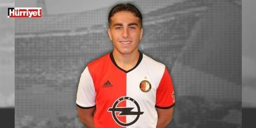 Premier Lig onun peşinde! Yeni Emre Mor...: Feyenoord'un 18 yaşındaki Türk oyuncusu Ozancan Kökçü, Premier Lig yolunda. Futbolcunun menajeri Muzzi Özcan, futbolcuya gelen transfer teklifleri hakkında konuştu.
