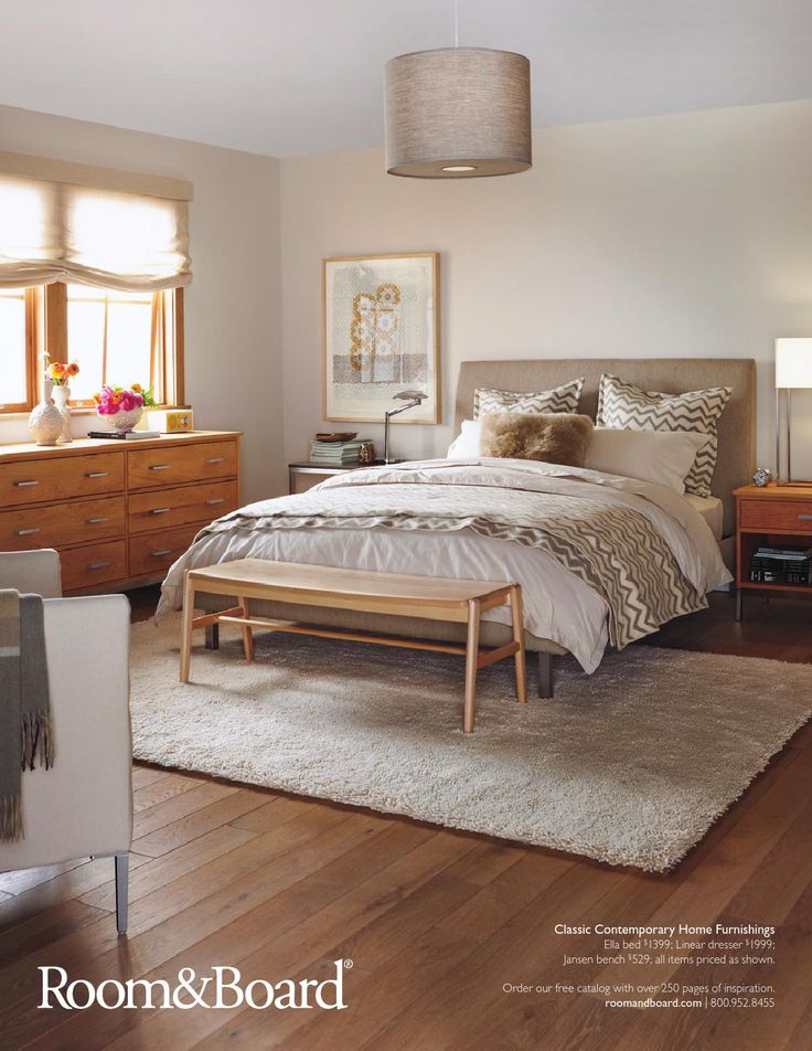 15 best Room & Board images on Pinterest | Bedrooms, Board and Books