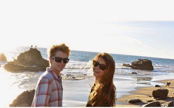yestheyarebeautiful: Presley Walker e Kaia Jordan Gerber