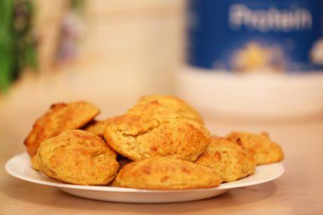 Toller Snack Proteinkekse Aus Dem Thermomix Ohne Zusatzlichen