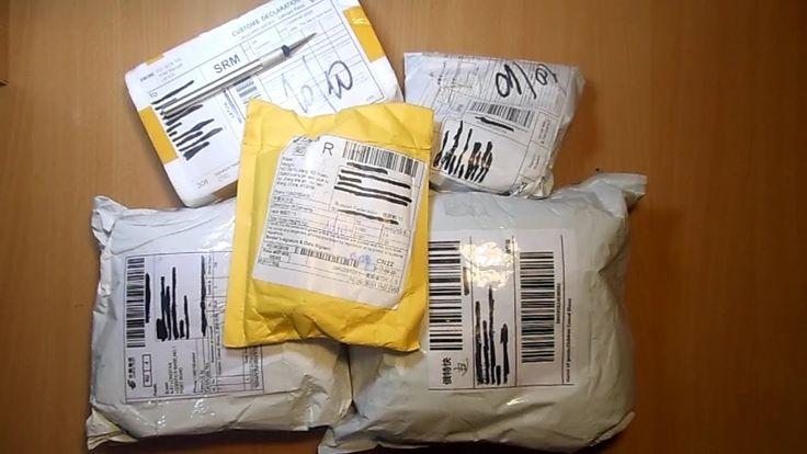 посылка с AliExpress-274,275,276,277,278 и с сайта Электро Ставр