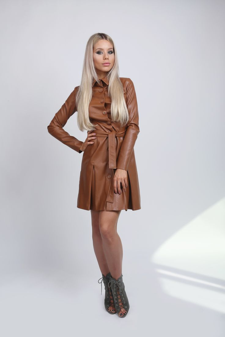 http://www.noire.ro/product/brown-button-trench/ Brown Buttoned Trench!
