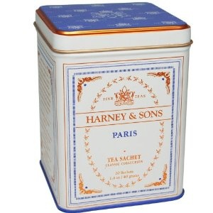 Harney & Sons Teas.  Some of the best I've had.  The Parish, Hot Cinnamon and Chocolate Mint are just a few of my favs.  I mean it, they are awesome!