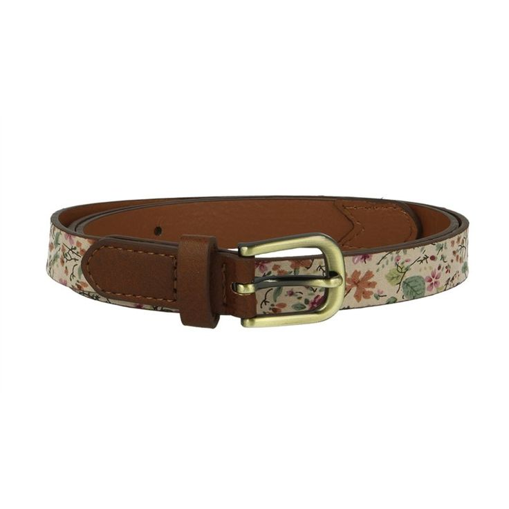 #carry #carryworld #accessories #spring-summer #flowers #belt #brown #womensfashion