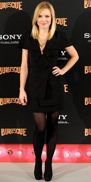 Look of the Day photo   Kristen Bell