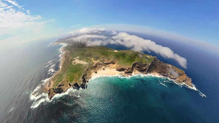 awesome cape town in fisheye wallpaper Check more at http://www.finewallpapers.eu/pin/17242/