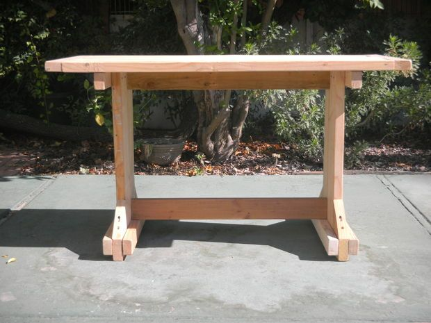 110 best images about patio table plans on pinterest for Html table inside th