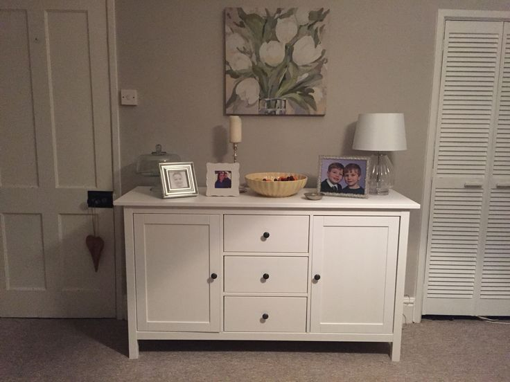 HEMNES Sideboard - Dining Room.