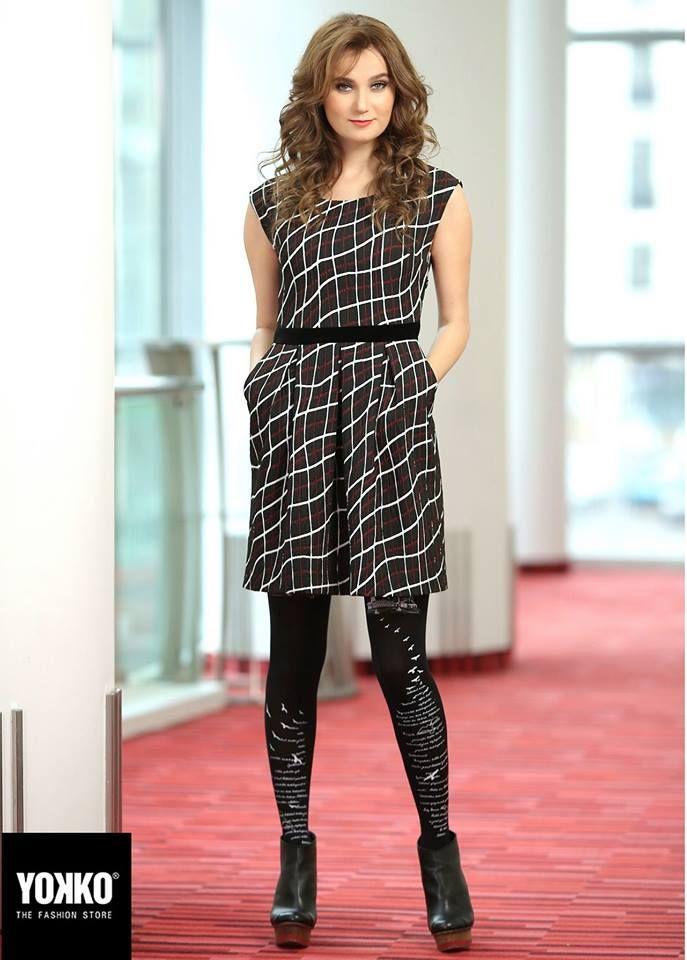 Rochia SOFIA ♡ Clos, din #brocart in pliuri chic, perfecta pentru absolut orice moment din zi si seara.  #brocade #velvet #fall #dress #pockets #fall16 #yokko #fashion