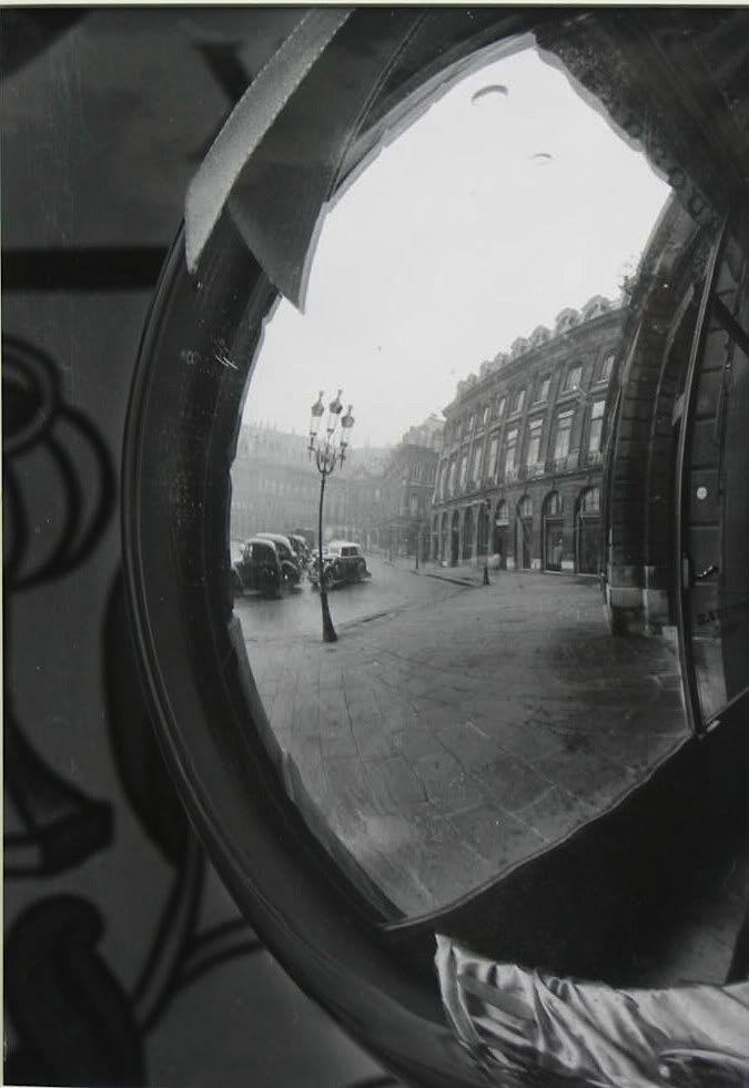 René Jacques - Place Vendome, 1940