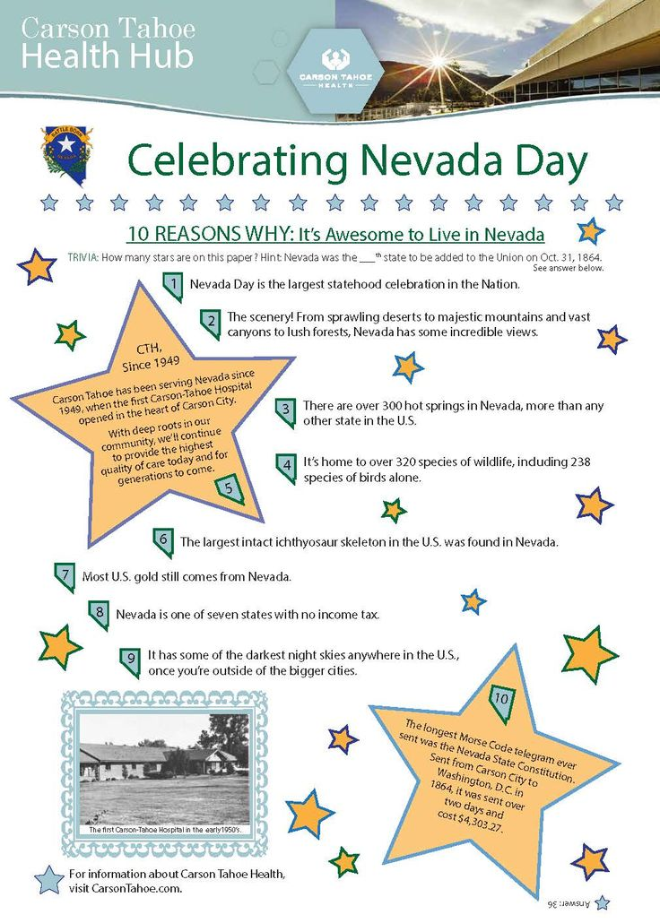 10 reasons why its awesome to live in nevada nevada