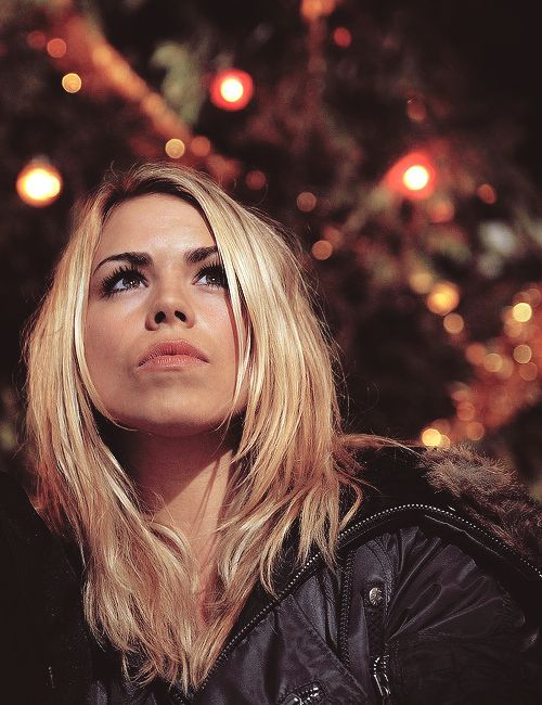 Rose Tyler, I don't understand how people can think that Billie Piper is ugly.