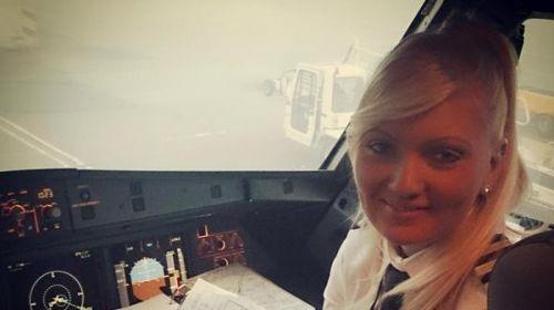 Biljana Savic Air Serbia's first female pilot - Google Search