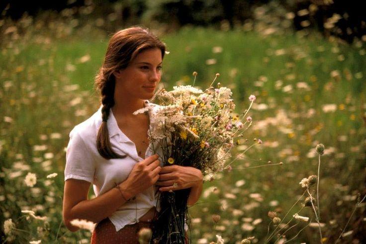 """""""Liv Tyler in Stealing Beauty (1996). """""""