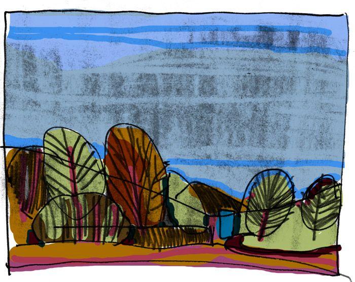landscape I / kasia dippel