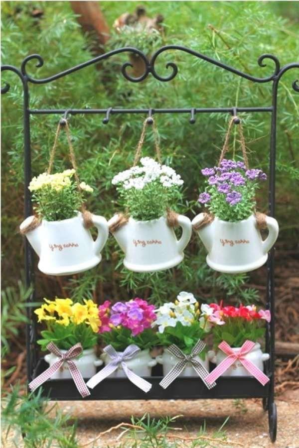 Yeni Moda yapay bitkiler İle dekorasyon fotoğraf galerisi