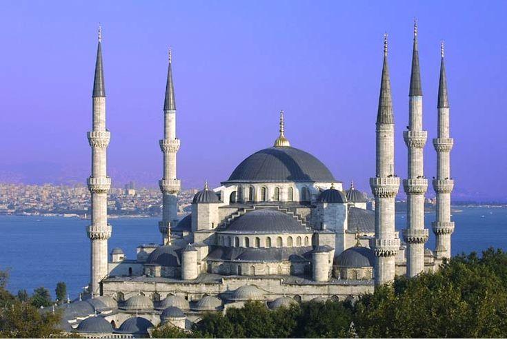 Sultanahmet Cami - İstanbul