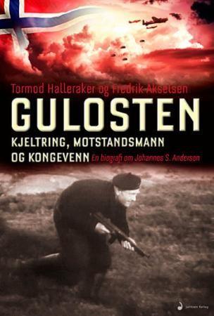 """""""Gulosten - kjeltring, motstandsmann og kongevenn"""" av Tormod Halleraker - 'A Book with a title that's a Character's Name'"""