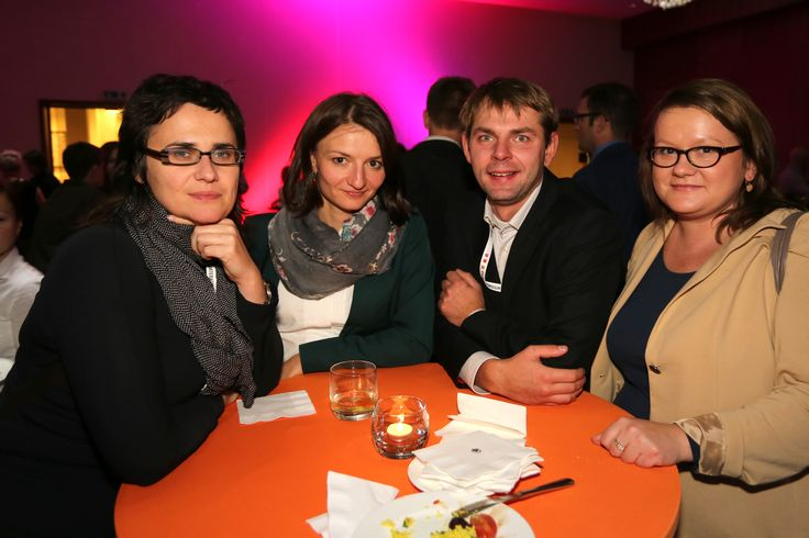 From the left: Ewelina Sosnowska (Newspoint)