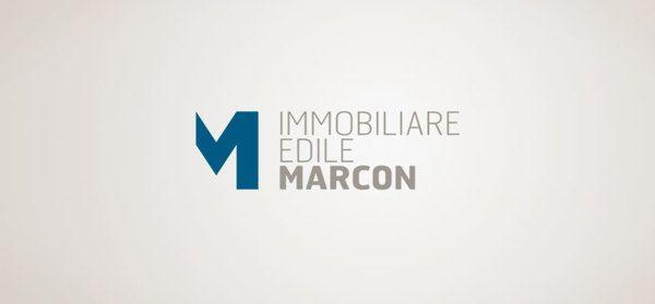 Immobiliare Edile Marcon - Immagine corporate e restyling logo /  Immobiliare Edile Marcon on Behance