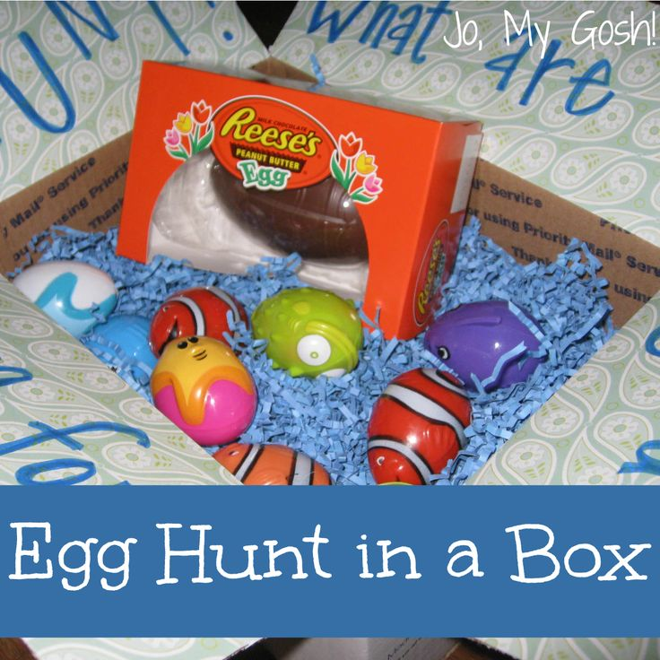 161 best missionary gift ideas images on pinterest missionary a mailable egg hunt negle Images