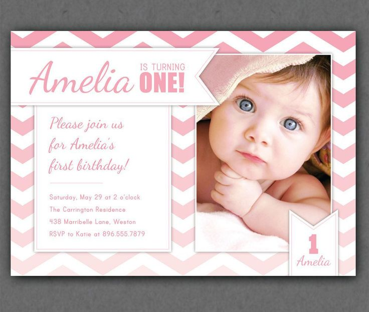 Best Invitations Online Ideas On Pinterest Party Invitations - Birthday invitation templates for 1 year old