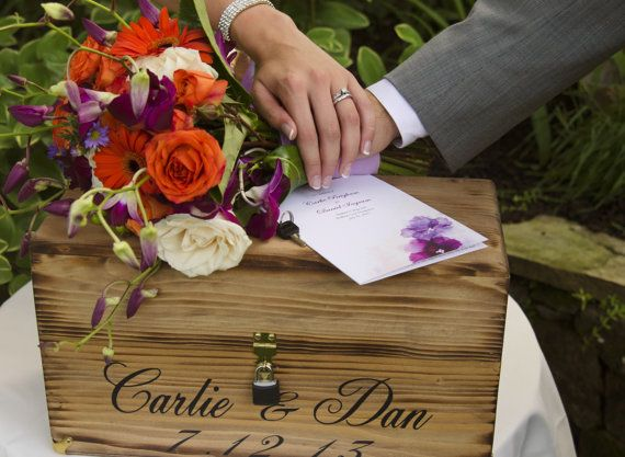 Best 25 Wedding Wine Boxes Ideas On Pinterest